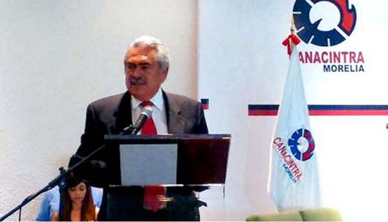 Propone Chon Orihuela Crear una Agenda de Industrialización