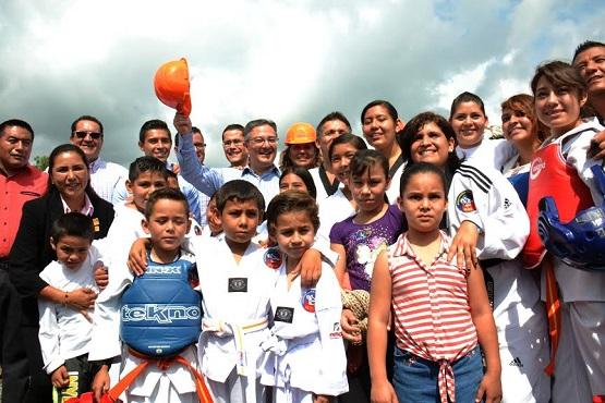 Ayuntamiento Logró Inversiones Históricas Para el Deporte: Abud