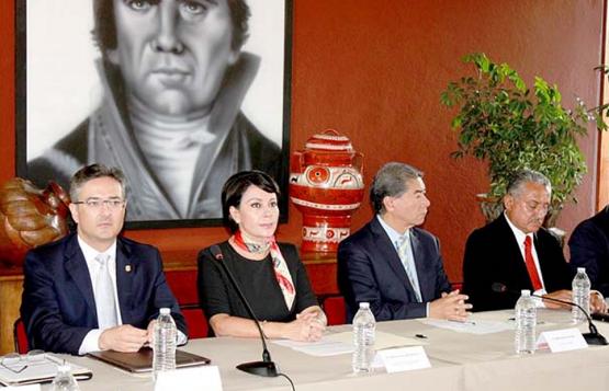 Diputada Ligia López Aceves en pro de Fortalecer a Municipios Michoacanos