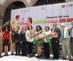 Premia SSM a Trabajadores que Participaron en Reto Adopta Hábitos Saludables
