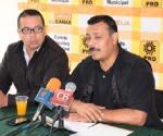 Confía PRD que Debilidad de Candidatos del PRI y PAN, Permitan su Victoria en Morelia
