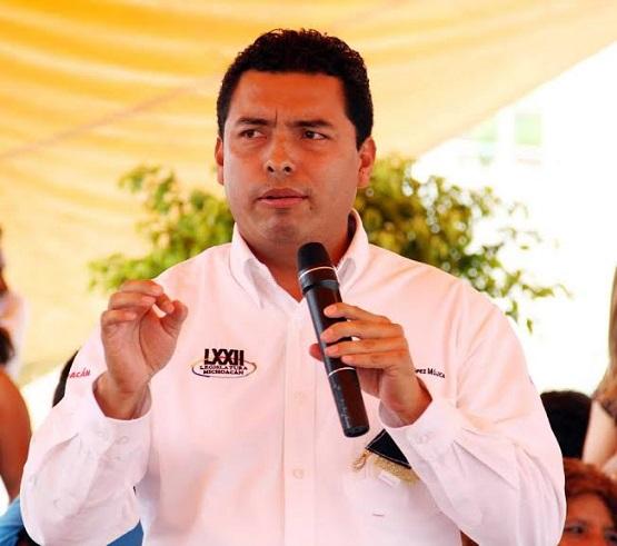 Urge Dip. Olivio López Mújica a Esclarecer Hechos de Violencia en Aquila