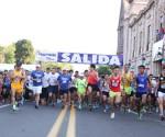 Más de mil 600 Michoacanos Corren en la Carrera Atlética Panista