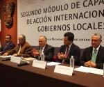 Arranca Segundo Módulo de Capacitación de Acción Internacional de los Gobiernos Locales