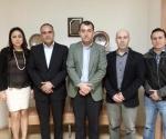 Reunión de la SEDECO con Canacintra Zamora
