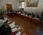 Aprueba Cabildo Moreliano la Cuenta Pública del 4º Trimestre del Ejercicio Fiscal 2014