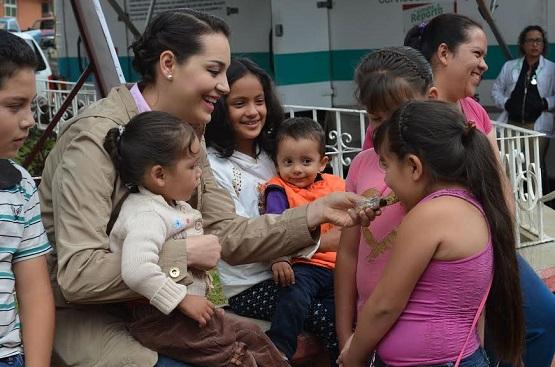 """Las Caravanas """"Unidos por tu Bienestar"""" en Atécuaro"""