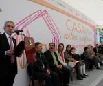 Inaugura Salvador Jara la Casa de Artes y Oficios de Santa María de Guido