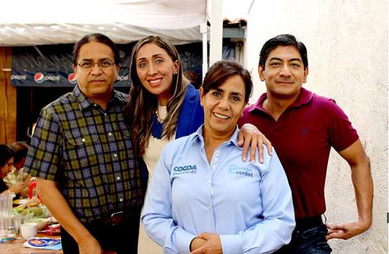 Recalca Rubí Rangel que Trabajará por una Mejor Educación