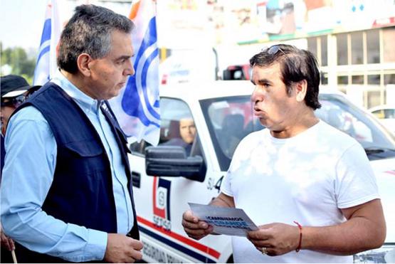 """Ofrece Nacho Alvarado Programa de Seguridad en """"Morelia Plan 20"""""""
