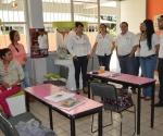 Supervisa Rodolfo Camacho Acciones de Capacitación en Coalcomán