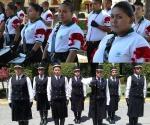 Prepara CONALEP Tercer Concurso Estatal de Bandas de Guerra y Escoltas de Bandera