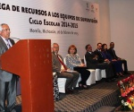 Entregan Apoyos a 525 Supervisores Escolares de Michoacán
