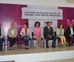 DIF municipal y Registro Civil Realizan Campaña de Regularización del Estado Civil