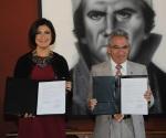 Por la Igualdad Entre Michoacanos y Michoacanas, Signa Gobernador Convenio con Instituto Nacional de las Mujeres