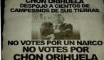 De Nueva Cuenta Guerra Sucia Contra Chon Orihuela