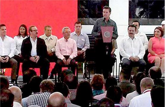 En Michoacán ya hay Condiciones Optimas: Peña Nieto