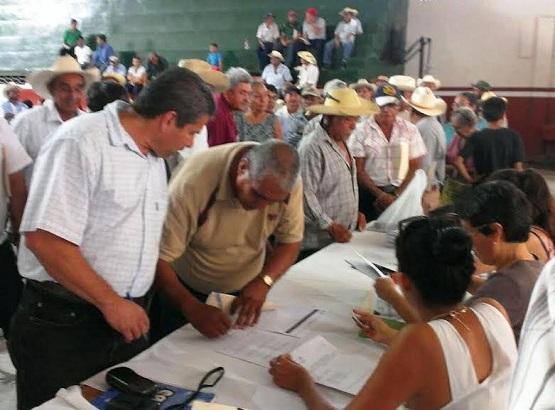 SEDRU Pone en Marcha el Seguro Catastrófico Para el Sector Agropecuario 2015-2016
