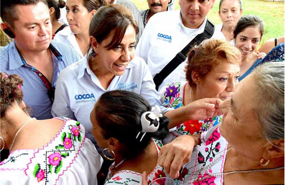 Consulta Ciudadana nos Acerca más a los Michoacanos: 'Cocoa'