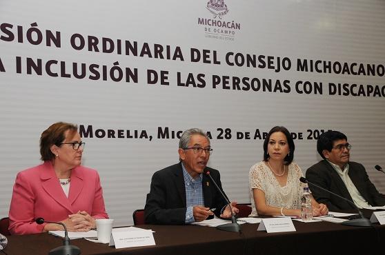Necesario que las Políticas Públicas en Materia de Discapacidad no Estén Sujetas a los Cambios de Gobierno: Salvador Jara
