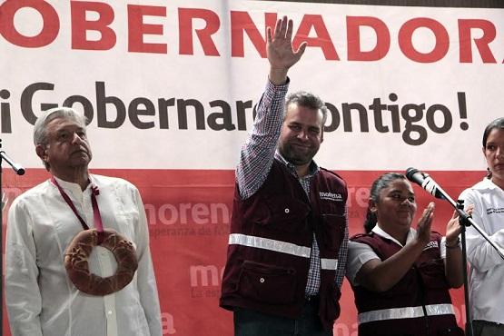 Revocan Registro de Alfredo Ramírez a la Alcaldía de Morelia