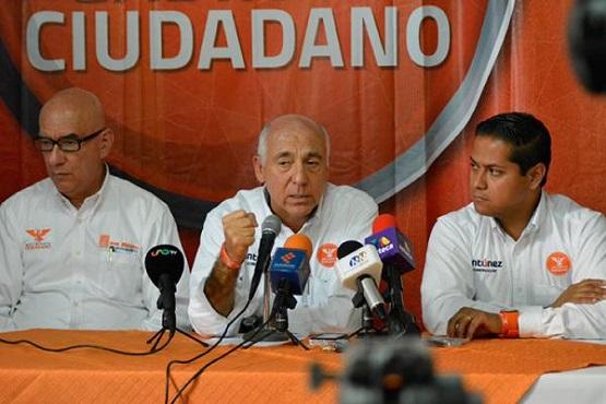 Presenta Movimiento Ciudadano Recurso de Revisión Ante Opacidad del Gobierno Estatal