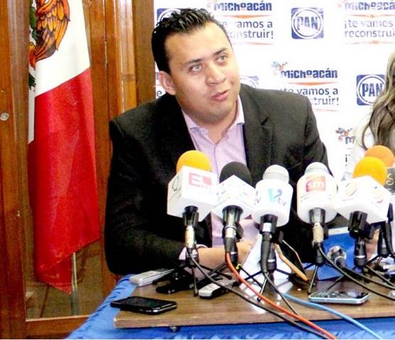 PAN Denuncia uso de Programas Federales a Favor del PRI