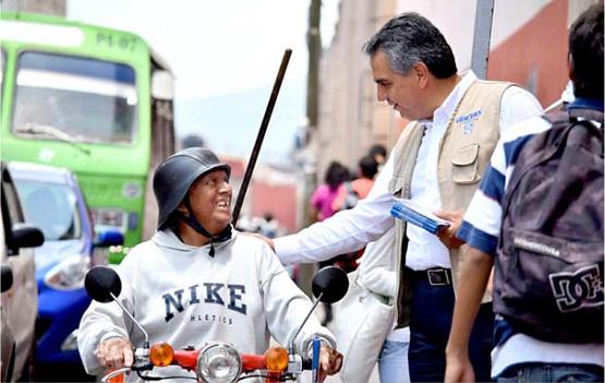 Organismos de la Sociedad Civil se Suman a Nacho Alvarado