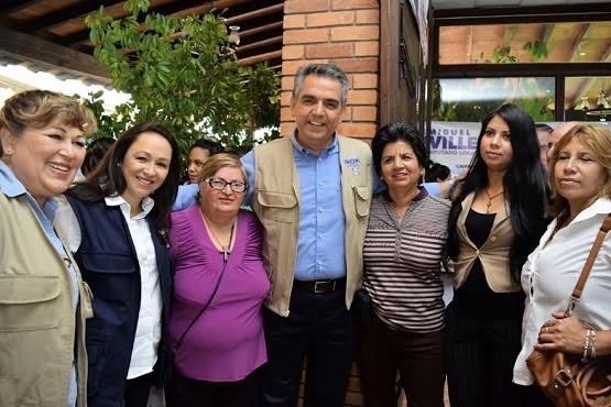 Más de mil 500 Mujeres se Suman al Proyecto de Nacho Alvarado