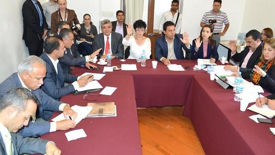 Suman Esfuerzos los Tres Poderes Para Analizar Iniciativa de Ley de Firma Electrónica Certificada de Michoacán: Dip. Olivio López