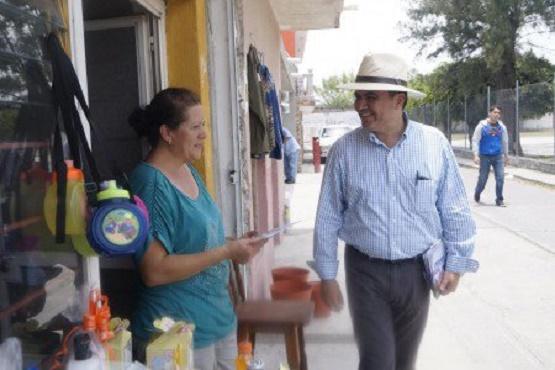 José Eduardo Anaya Gómez Visita Venustiano Carranza y Tangamandapio