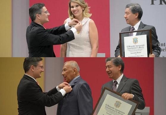 Entrega Cabildo Presea Generalísimo Morelos