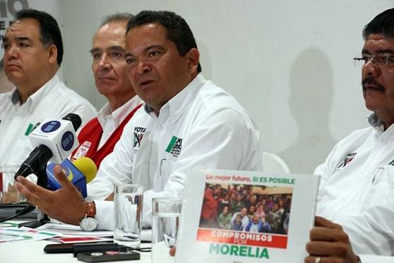 Presenta Jaime Darío, su Declaración Patrimonial