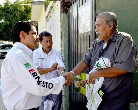 Anuncia Ernesto Núñez Reforzar la Legislación Actual en Favor de las Personas de la Tercera Edad