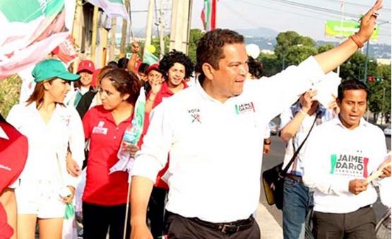 En mi Gobierno Facilitaremos los Trámites del Gobierno: Jaime Darío