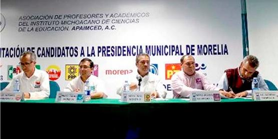 Deporte y Cultura, Parte del Desarrollo de los Morelianos: Rúla Morón