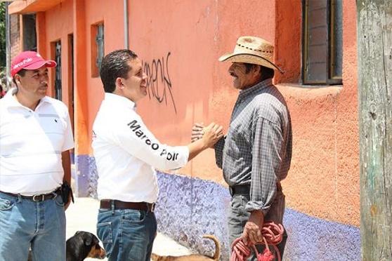 Seguir Cumpliendo, es el Objetivo: Marco Polo Aguirre