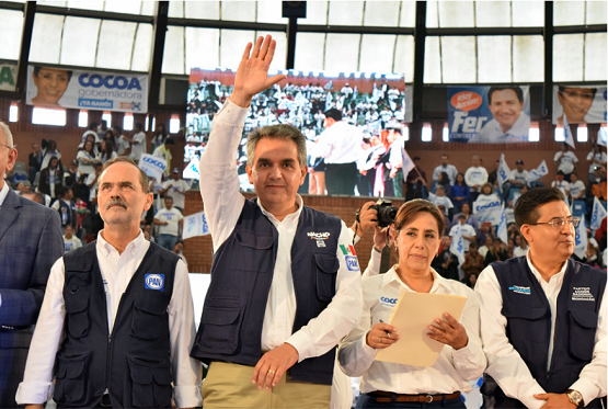 Llama Nacho Alvarado al Despertar de la Conciencia y Votar por el PAN