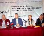 Celebra Congreso Local Primer Foro Sobre Prácticas Agrícolas
