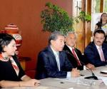 A los Municipios hay que Fortalecerlos y Darles Certeza Desde Todos los Rubros: Jaime Esparza