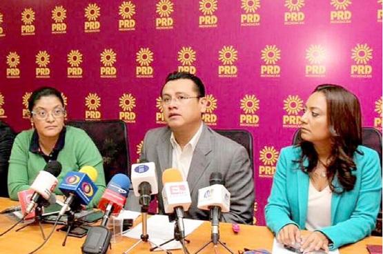 PRD Respetará Determinaciones y Acciones de Gobernador Electo