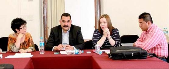 Laura González Martínez Invita a Michoacanos a Participar en Renovación del Consejo Ciudadano