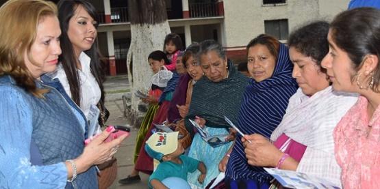 Más Herramientas de Desarrollo Para Quienes Viven en Comunidades Indígenas: Ramona Sánchez