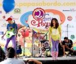 Cientos de Familias Disfrutaron de la Segunda Feria de los Peques, Morelia 2015