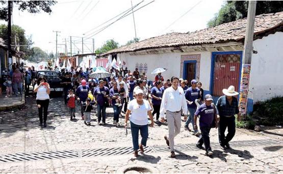 Alfonso Martínez Denuncia Inequidad en el Proceso Electoral por Parte del INE
