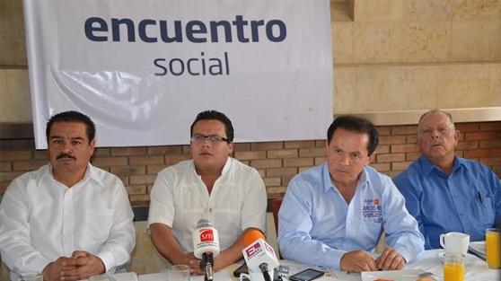 Candidatos Como Carlos Río le dan Certeza al Partido Encuentro Social