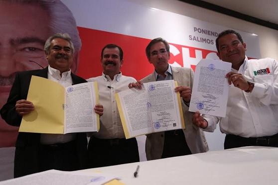 Compromete Chon Orihuela Creación de un Consejo Estatal de la Vivienda