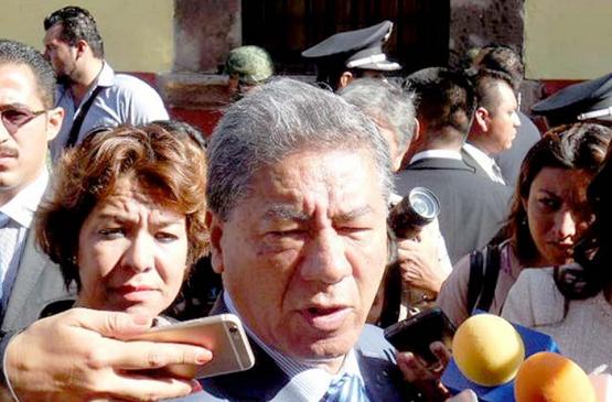 Sin Focos Rojos en Michoacán Para Relevos de Gobiernos Municipales: Esparza