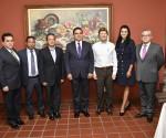 Sostiene Silvano Aureoles Encuentro con Enrique de la Madrid
