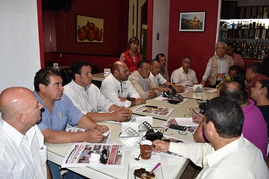 Panistas se Suman al Proyecto de Ricardo Sánchez Gálvez: Bertín Cornejo